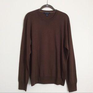 Banana Republic Silk/Cashmere Sweater Size M EUC